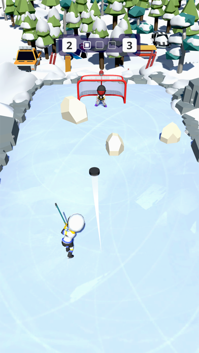 Happy Hockey! screenshot 5