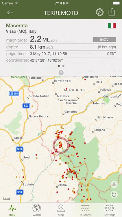 Terremoto screenshot-3