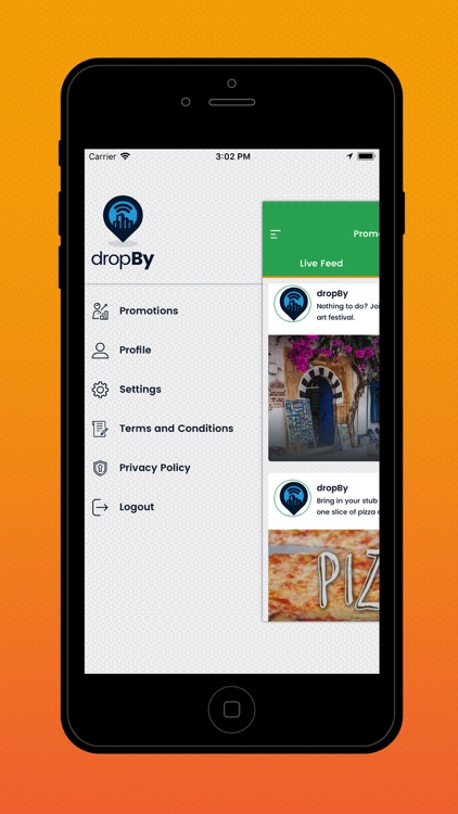 dropBy - Don't Miss Out! screenshot-3