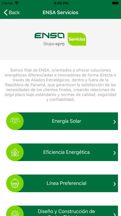 ENSA Panamá screenshot 7