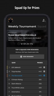 Call of Duty Companion App iphone images