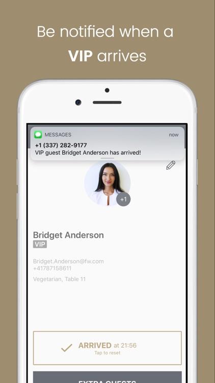Eventor.app   Guest List screenshot-4