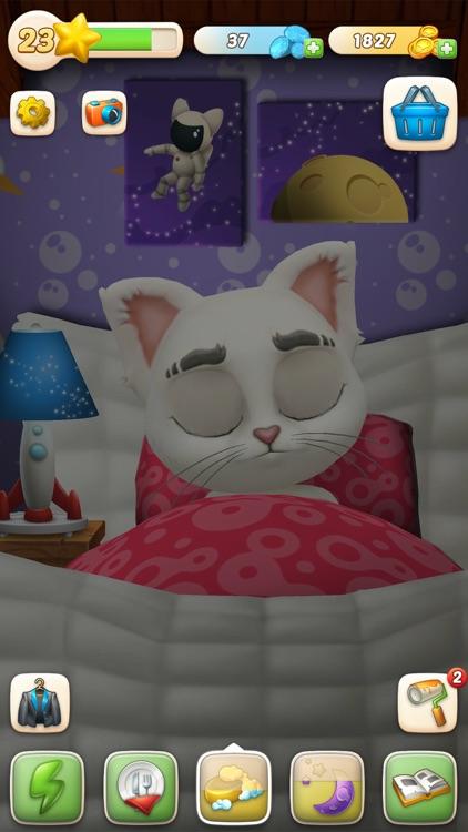 My Talking Oscar the Cat