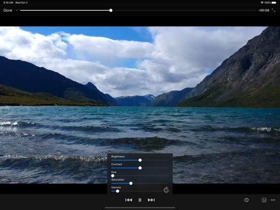 Azul - Video player for iPadのおすすめ画像2