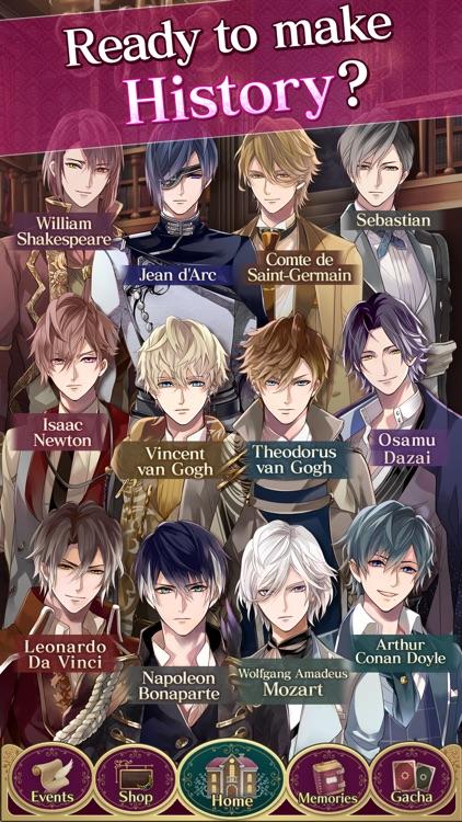 Ikemen Vampire Otome Game screenshot-4
