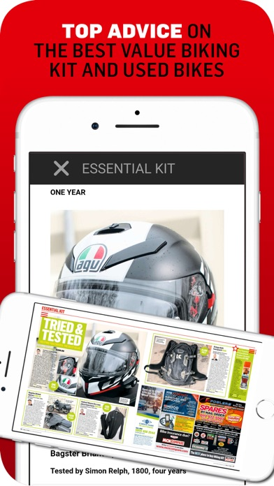 download MCN: Motorbike News & Reviews apps 6