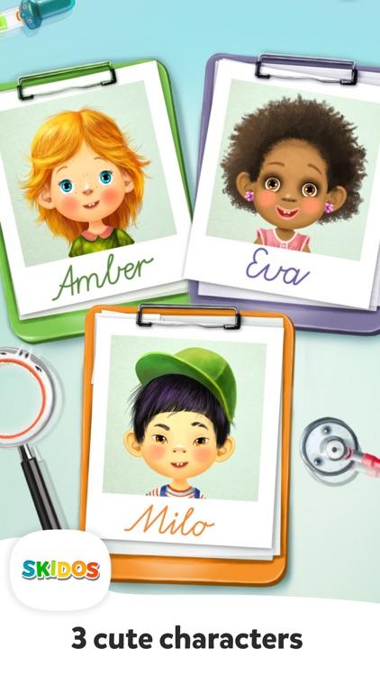 Doctor Games: for Kids screenshot-9