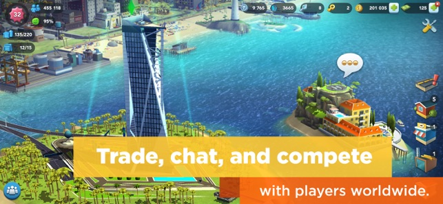 ‎SimCity BuildIt Screenshot