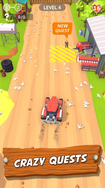 Farm Rush screenshot-2