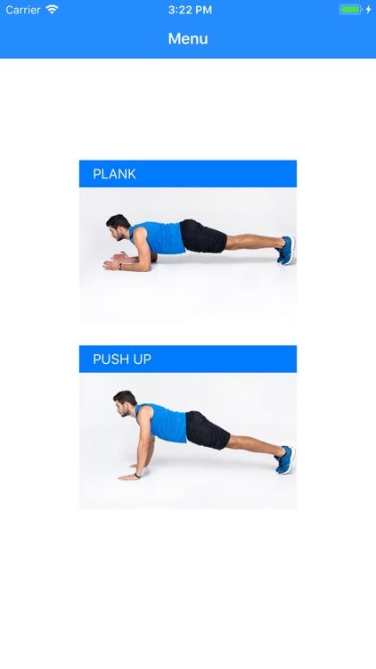 Plank Challenge 4 minutes screenshot-4