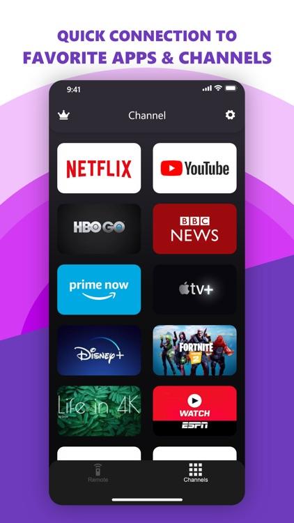 Remote Control for Roku TV+