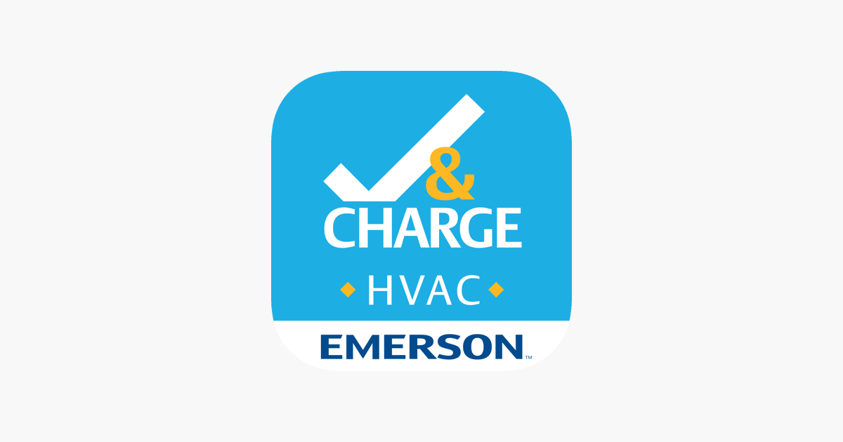 HVAC Check & Charge on the App Store
