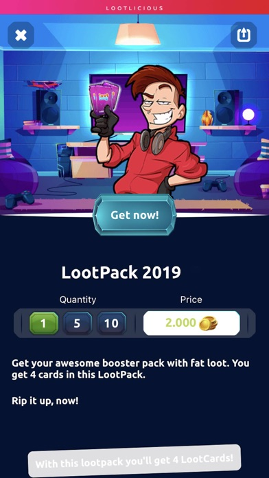 LootBoy - Grab your loot! Screenshot