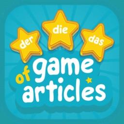 DER DIE DAS GAME OF ARTICLES