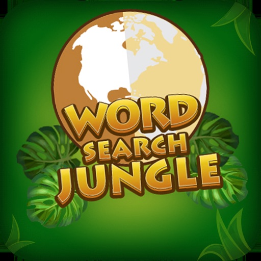 Word Search Jungle Expert