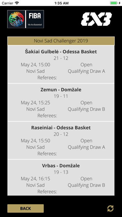 FIBA 3x3 Evaluation screenshot-5