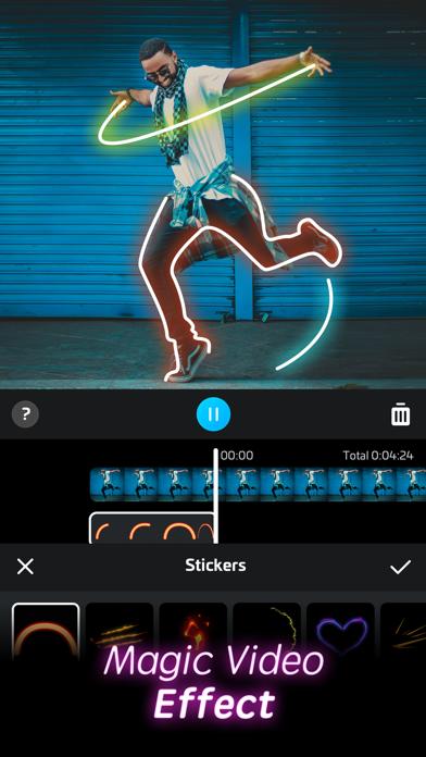 Video FX-Magic Video Editor screenshot 1