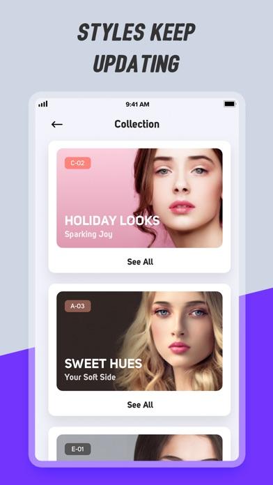 InCam-Cutout,Makeup,Cartoonize screenshot 4