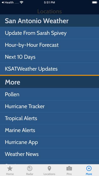 KSAT 12 Weather Authorityのおすすめ画像4
