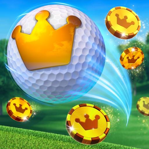 Golf Clash app logo