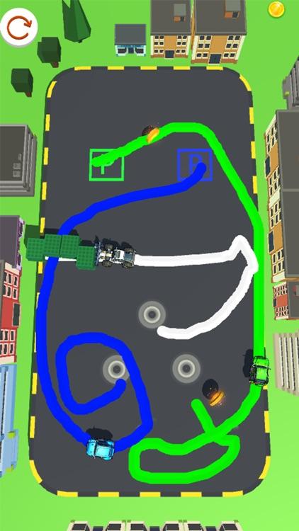 Parking Master 3D - Draw Road screenshot-7