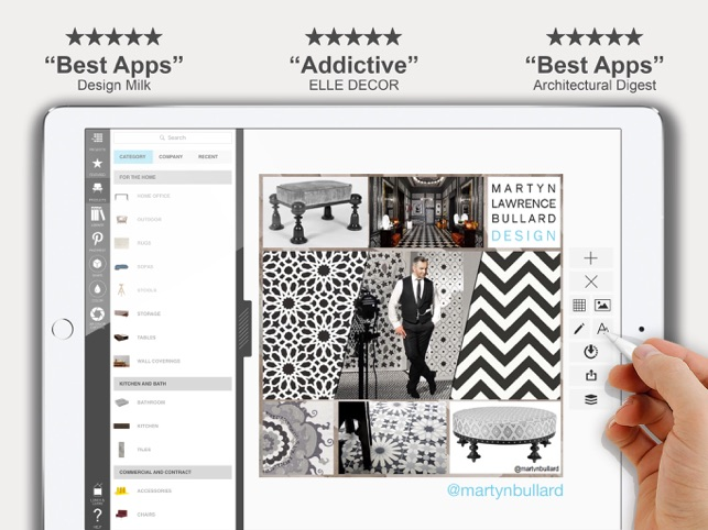 Morpholio Board Moodboard On The App Store