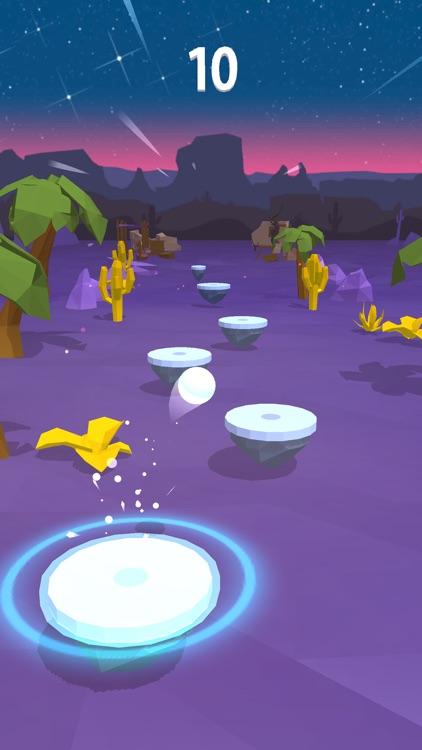 Hop Ball 3D screenshot-3