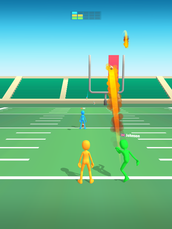Five Kicks! screenshot 8