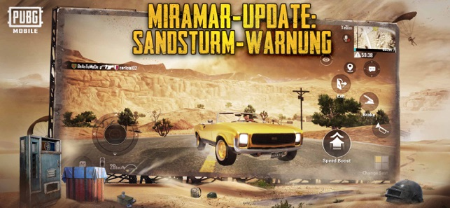 ‎PUBG MOBILE–Mad Miramar Screenshot