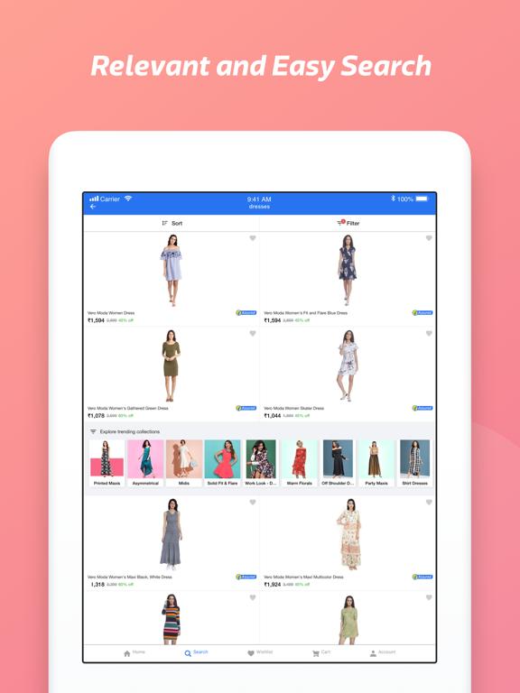 Flipkart - Online Shopping App-ipad-4
