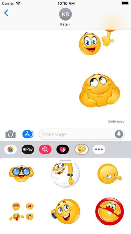 Magic Emoticons