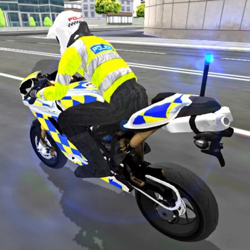 Police Motorbike Simulator 3D