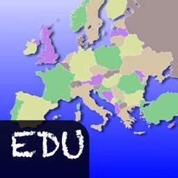 PP's Europe Geography Quiz Edu