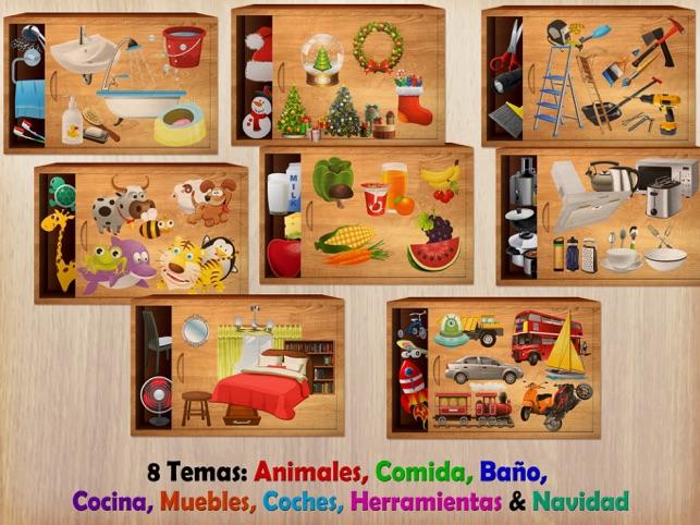 384 Puzzles para Niños en App Store