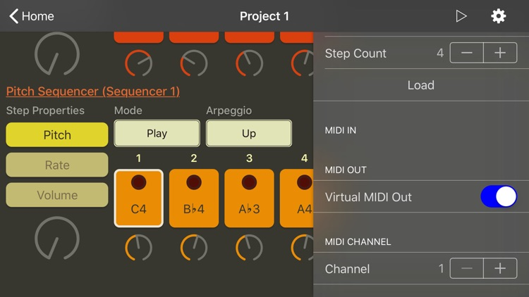 ArpBud - MIDI Sequencer & More by Cem Olcay