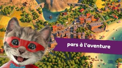 Petit chaton - Jeux d'aventure