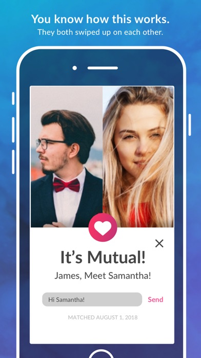 Mutual - LDS Dating Screenshot