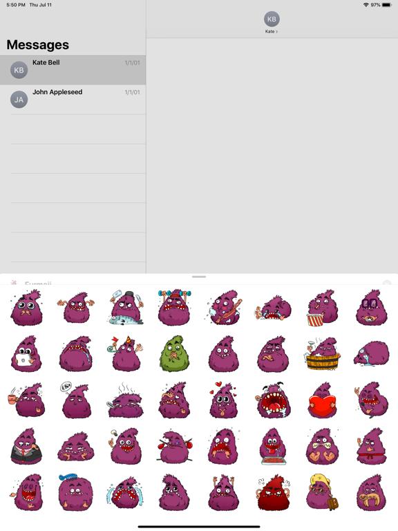 Furmoji - Furry Expressions screenshot 4