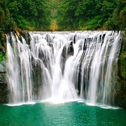 Natural Waterfall Sounds