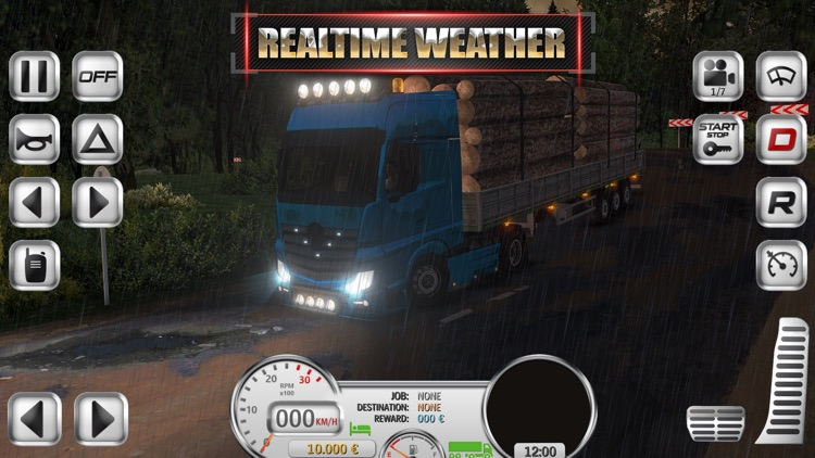Euro Truck Evolution (Sim) screenshot-1