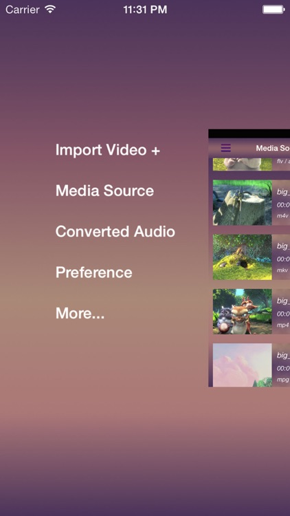 Video To Audio Pro - To mp3
