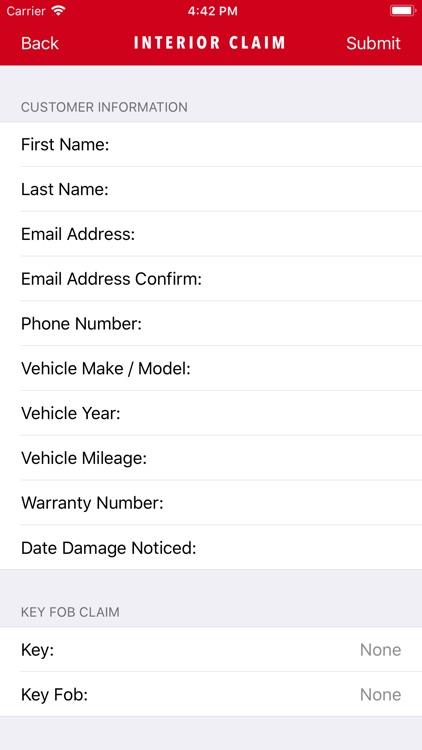 ECP Claims screenshot-3