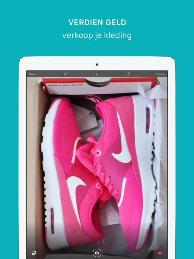 Nike schoenen (maat 39 Vinted