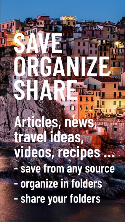 Tickit: Your content organizer screenshot-5