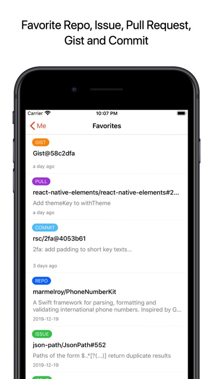 Coderx for GitHub screenshot-7