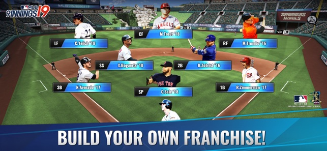 MLB 9 Innings 19 on the App Store