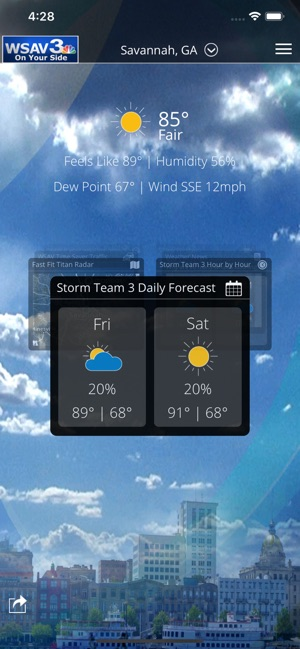 WSAV Weather on the App Store
