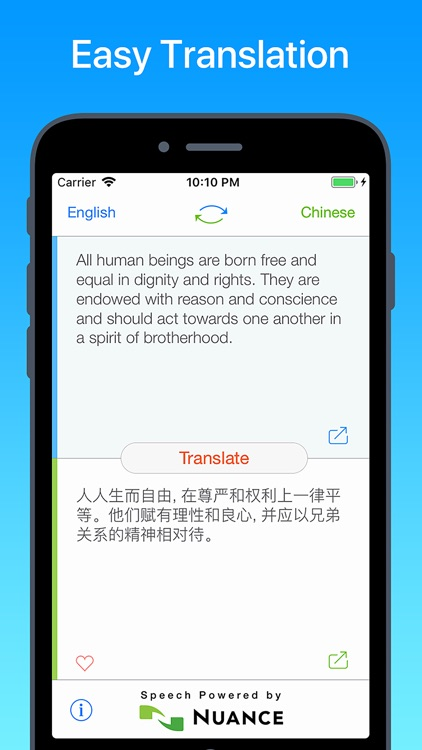 Translate -Easy Translation