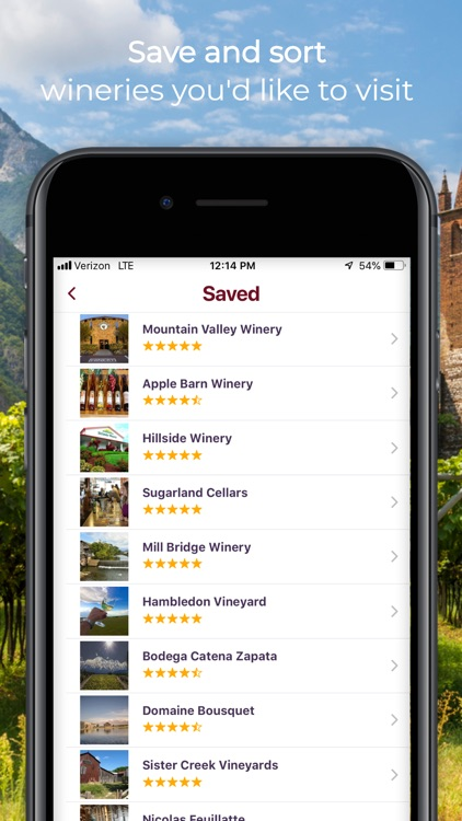 Winetraveler screenshot-4