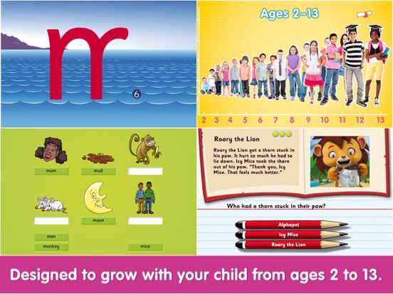 Reading Eggs - Learn to Read screenshot